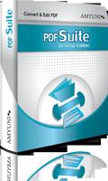 Amyuni PDF Suite