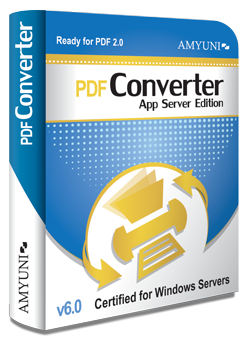 Amyuni Pdf Printer Driver