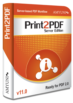 Amyuni Print2PDF Server Edition